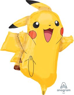 SuperShape Pikachu