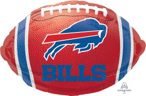 Junior Shape Buffalo Bills Team Colors