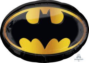 SuperShape Batman Emblem