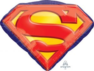 SuperShape Superman Emblem