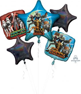 Bouquet Star Wars Rebels Birthday