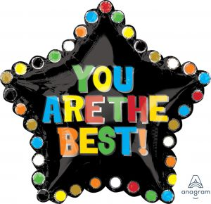 SuperShape You Are The Best Star