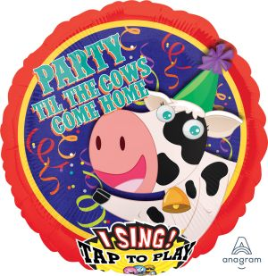 Sing-A-Tune Party til Cows Come Home