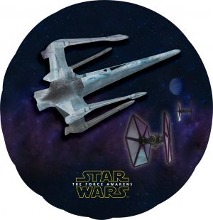 SuperShape Star Wars The Force Awakens Fighter Ships