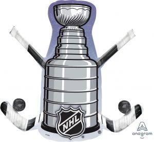 SuperShape NHL Hockey Stick & Puck