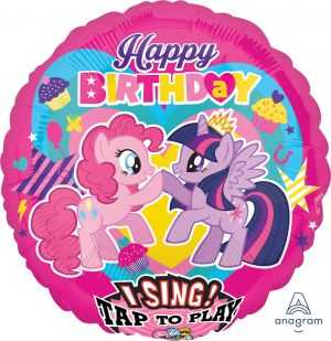 Sing-A-Tune My Little Pony Happy Birthday