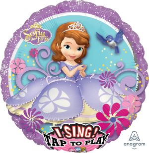 Sing-A-Tune Sofia the First