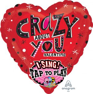 Sing-A-Tune Crazy About You