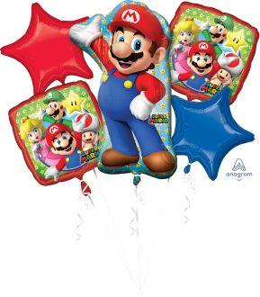 Bouquet Mario Bros.