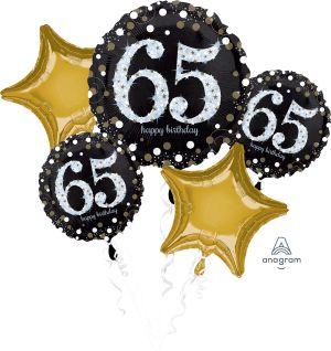 Bouquet Sparkling Birthday 65