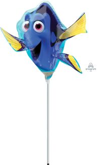 Mini Shape Finding Dory Shape