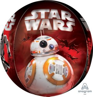 Orbz Clear Star Wars The Force Awakens