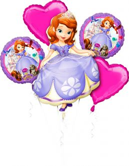 Bouquet Sofia the First