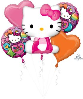 Bouquet Hello Kitty Rainbow