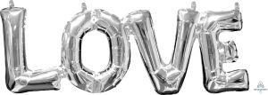 Phrase LOVE Silver