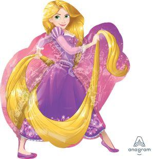 SuperShape Rapunzel