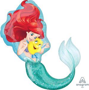 SuperShape Ariel Dream Big
