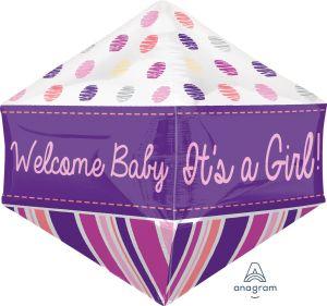 UltraShape Anglez Welcome Baby Girl