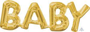 Phrase BABY Gold