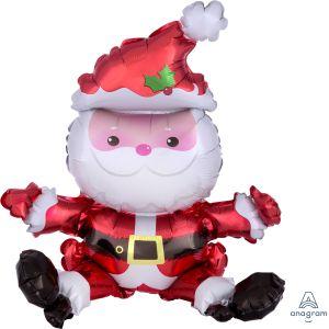 CI: Sitting Santa