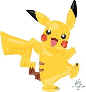 AirWalkers Pikachu