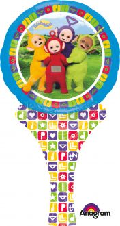 CI: Inflate-A-Fun Teletubbies Flat