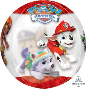 Orbz Paw Patrol Chase and Marshall