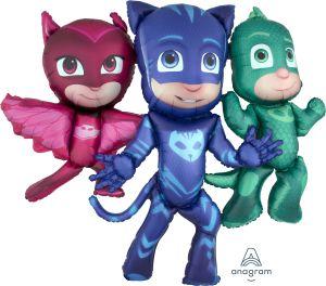 AirWalkers PJ Masks