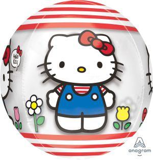 Orbz Hello Kitty Clear