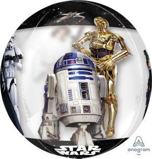Orbz Star Wars Classic