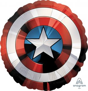 Jumbo Avengers Shield