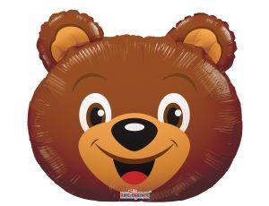 Mini Shape Bear Head