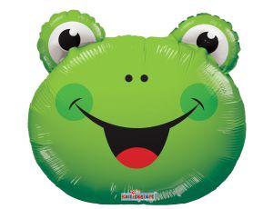 Mini Shape Frog Head