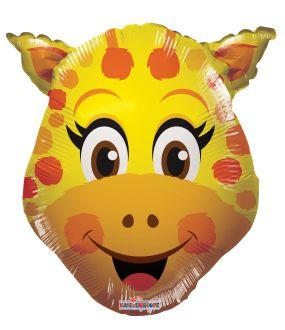 Mini Shape Giraffe Head