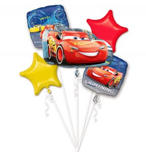 Bouquet Lightning McQueen