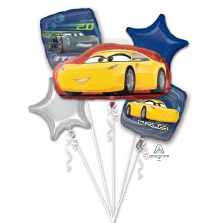 Bouquet Cars 3 Cruz Jackson