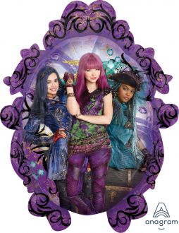 SuperShape Descendants 2