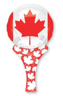 CI: Inflate-A-Fun Canadian Flag
