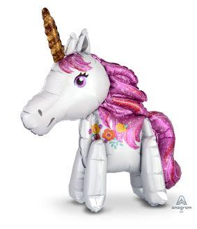 CI: Sitting Magical Unicorn
