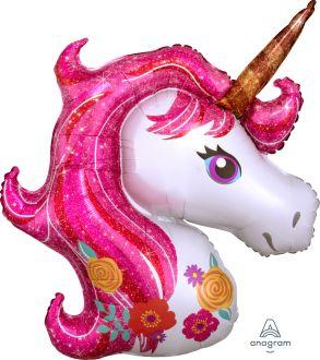 SuperShape Magical Unicorn