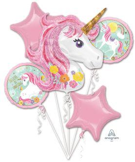 Bouquet Magical Unicorn