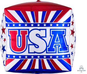 UltraShape Cubez USA Stars & Stripes