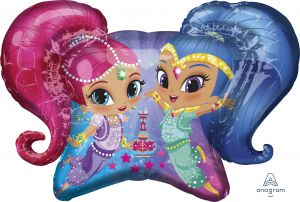 SuperShape Shimmer and Shine