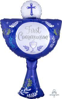 SuperShape Communion Day Boy