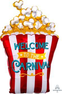 SuperShape Carnival Popcorn