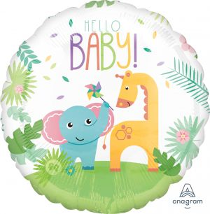 Jumbo Fisher-Price Hello Baby
