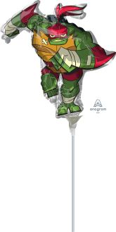 Mini Shape Rise of the TMNT Raphael