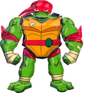 AirWalkers Rise of the TMNT Raphael