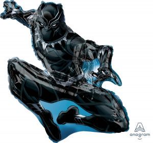 SuperShape Black Panther
