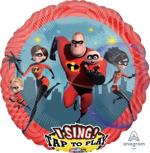 Sing-A-Tune Incredibles 2